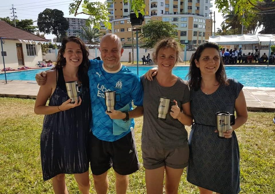 Piranhas grab silver in the Masters